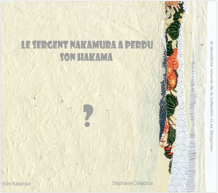 couverture Sergent Nakamura